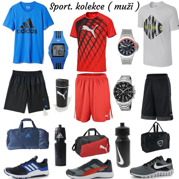 Sport. kolekce ( muži )