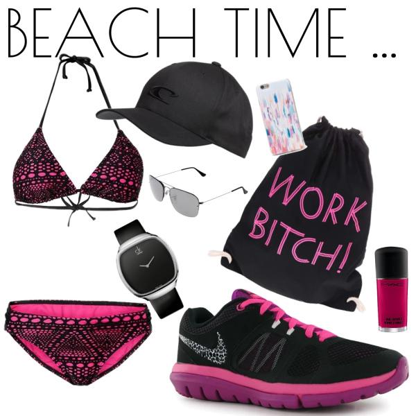 Beach Time !!