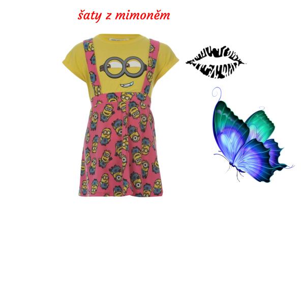 Tričko s mimoněm :))
