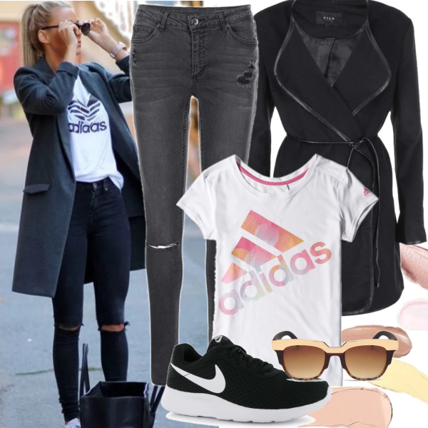 Street Style - Sneakers everything