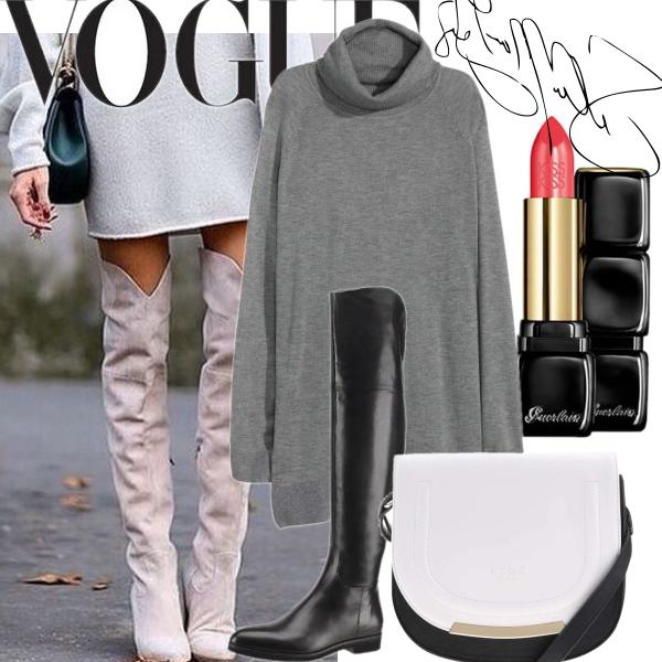 Street Style - Oversize Sweater