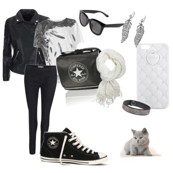 černobílá :-)