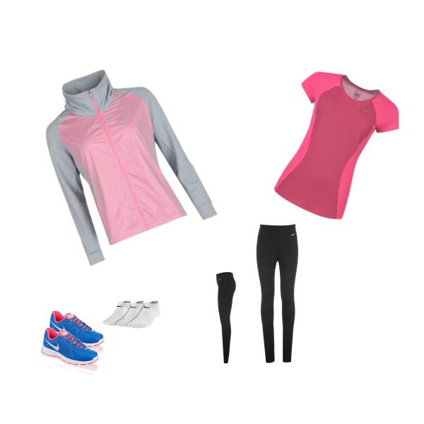 Sportovní na kolo nebo běhání