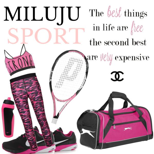 Miluju sport
