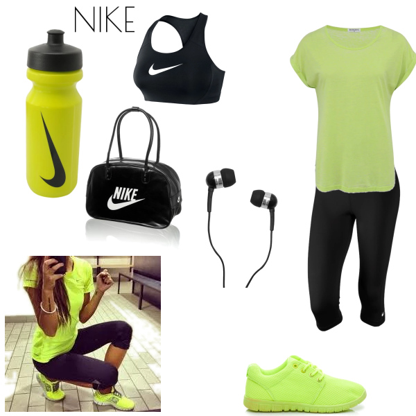 Nike sport outfit