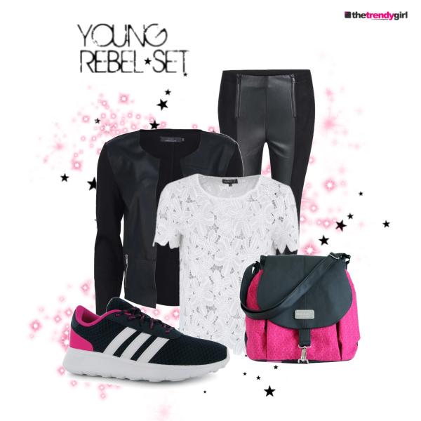 Tenisky nielen na šport - rebeluj svojím jarným outfitom!