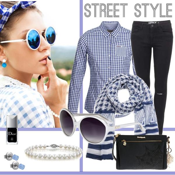 Just street