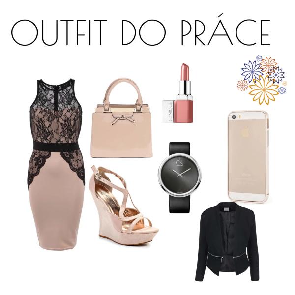 Outfit do  práce