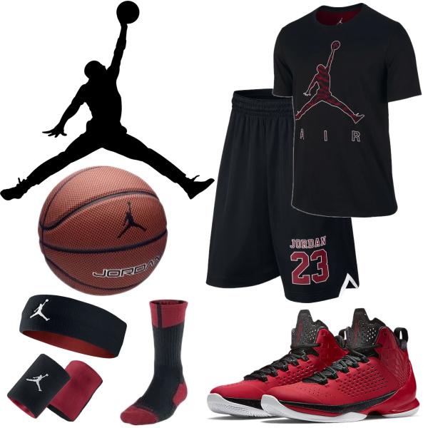 JORDAN- basketball