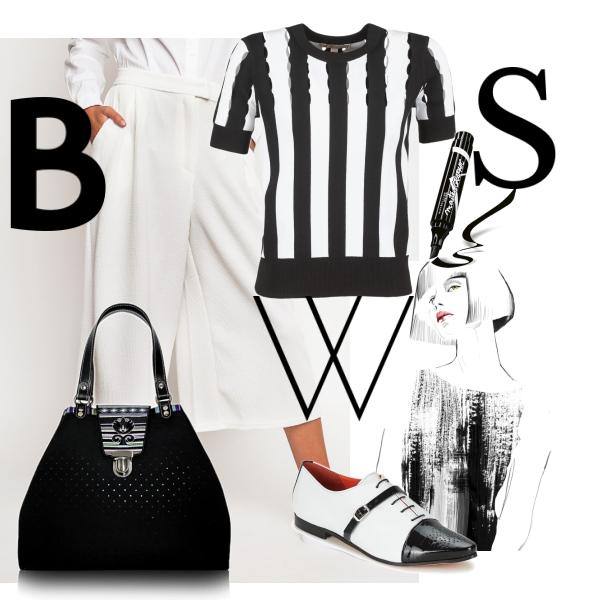 BWS like bl.ck white stripes