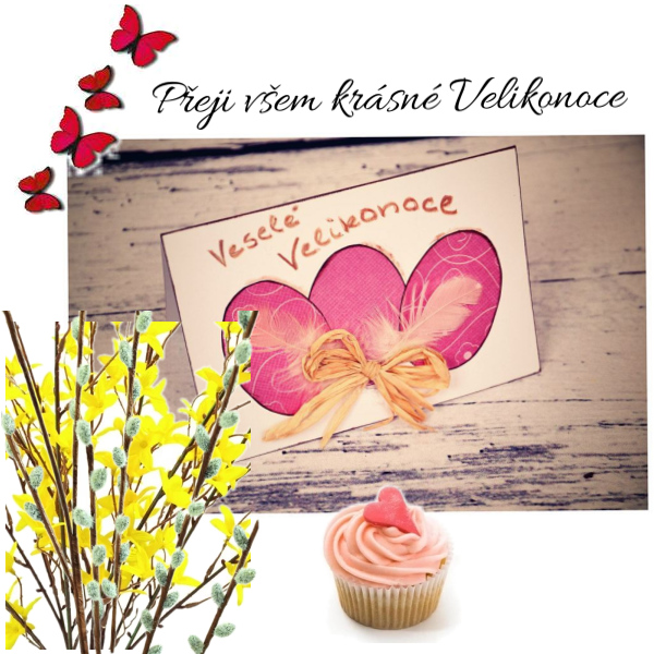 Krásné Velikonoce všem :-)
