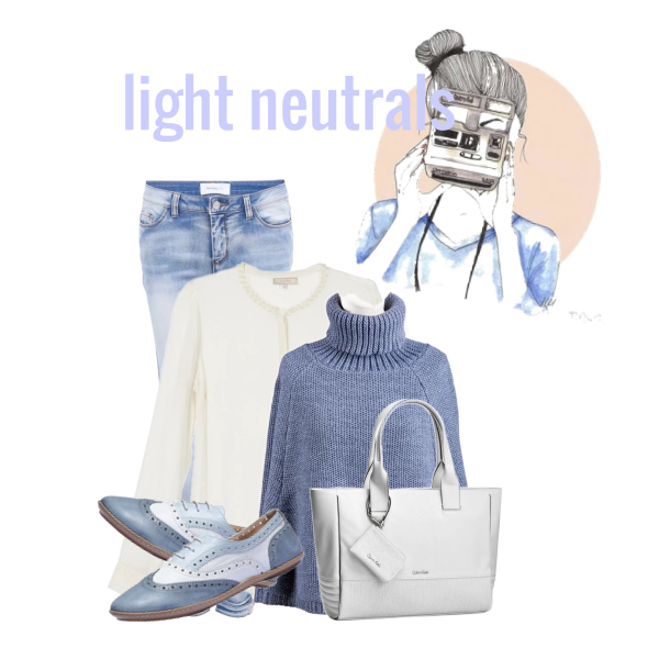 light neutrals