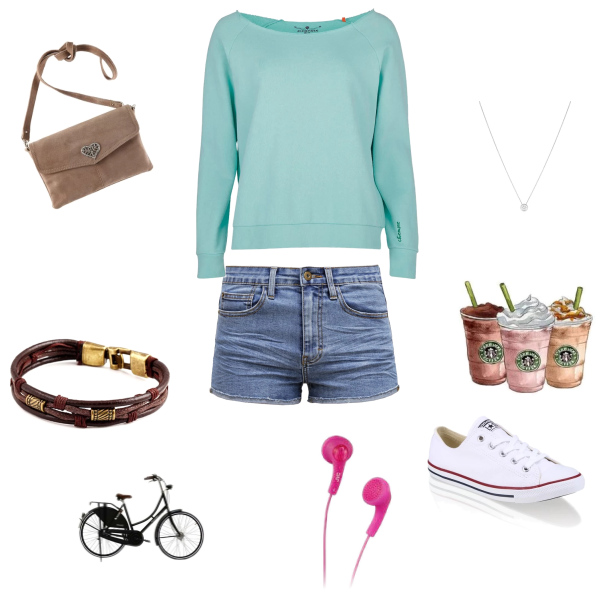 perfect summernight outfit