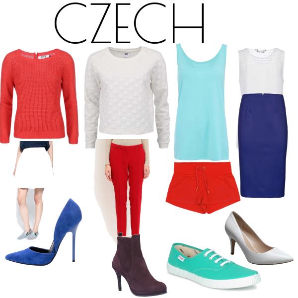 Češka !