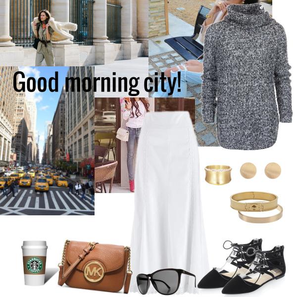 Good morning city