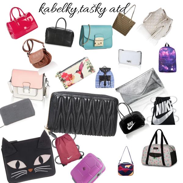 kufry,tašky atd.