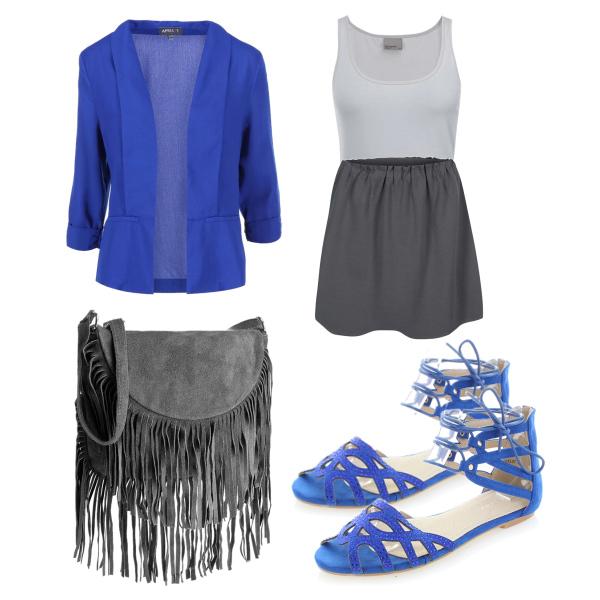 blue hipster