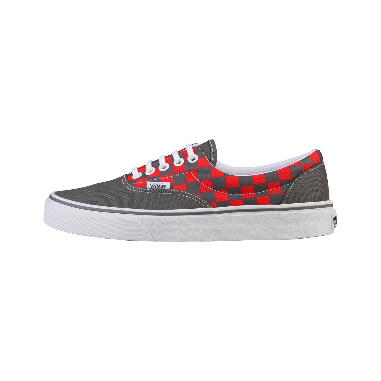 Vans Era Checkerboard Red 27f1344c08d