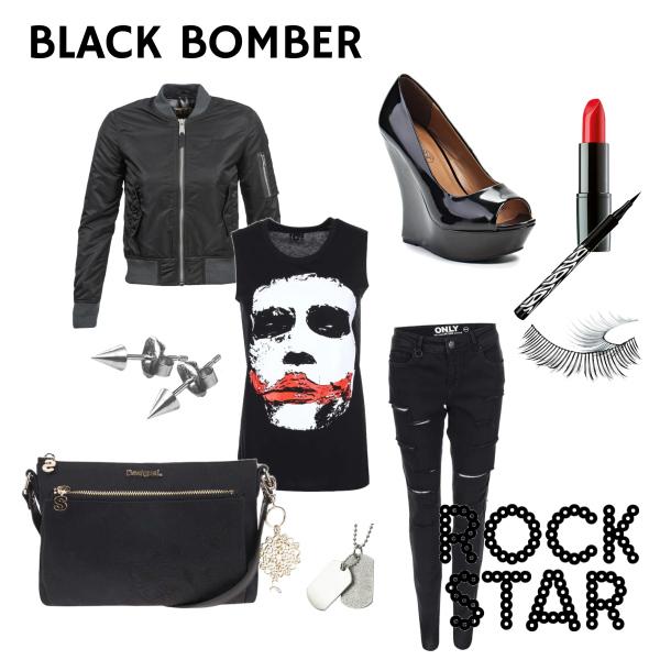 Black bomber