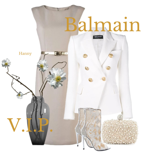Balmain...V.I.P..