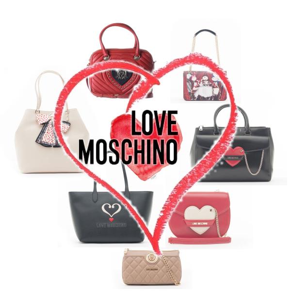 Love Moschino - zamilované kabelky