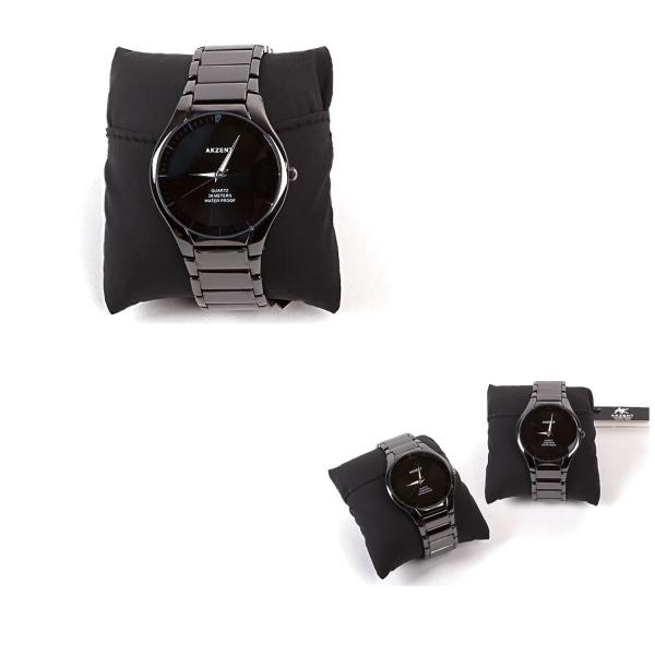 Masivní pánské hodinky Akzent