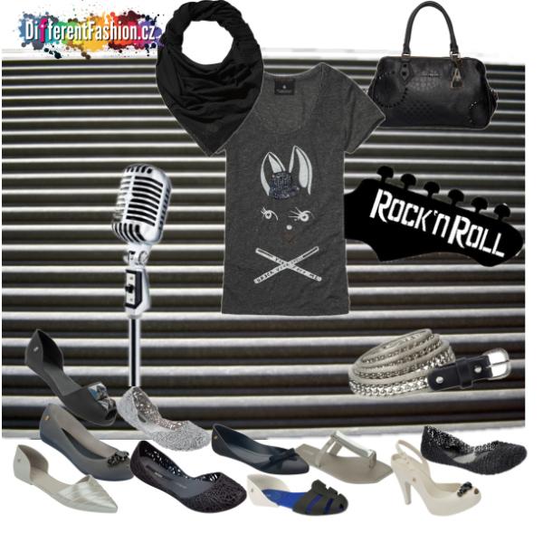 Rock'n'Roll by www.DifferentFashion.cz