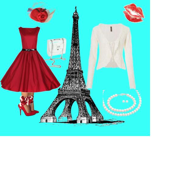 Procházka v Paříži