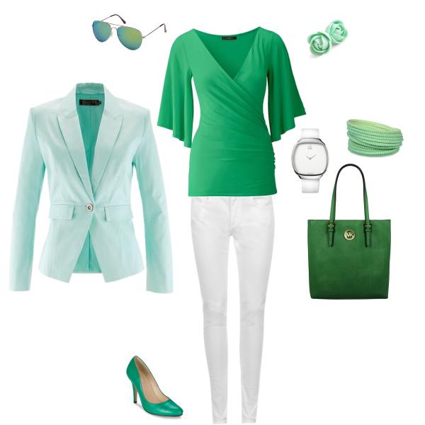 Zelená elegance