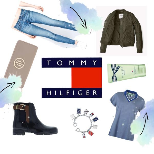 TOMMY HILFIGER paradise ☼☼☼