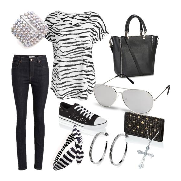 Zebra set :))