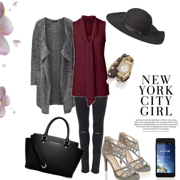 New York styl