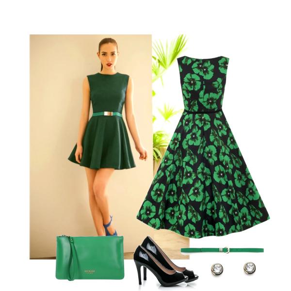 pozitivní zelená