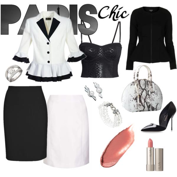 Pařížská elegance