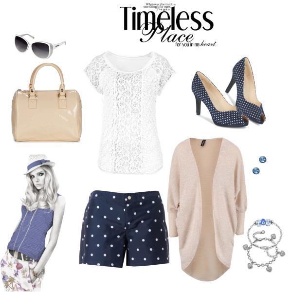 Elegance v šortkách