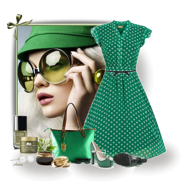 Pozitivní zelená...
