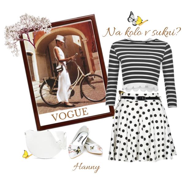 Na kolo v sukni?
