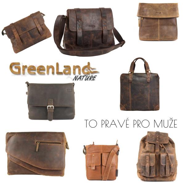 GreenLand - to pravé pro muže