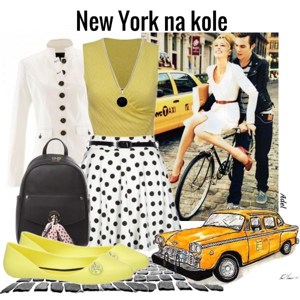 New York na kole