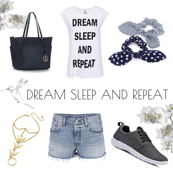 Dream sleep and repeat