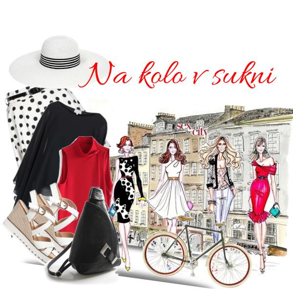 Na kolo v sukni