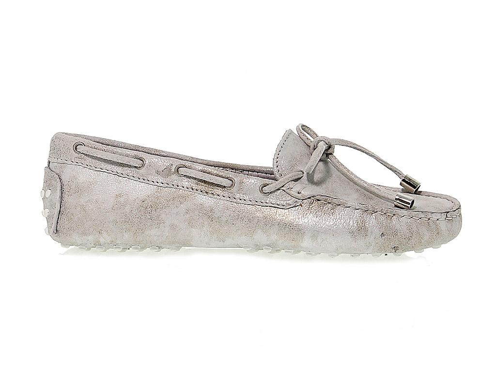 Chaussures Antica En Plates Peau Cuoieria vqCZBU