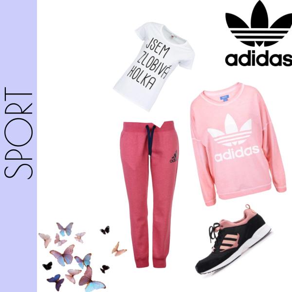 Sport set Adidas