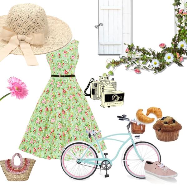 Pohodově na kole