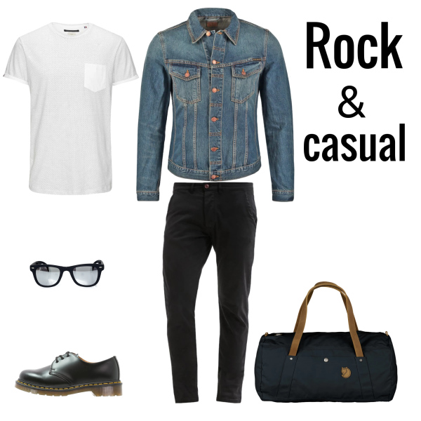 """Rock""""n casual"""
