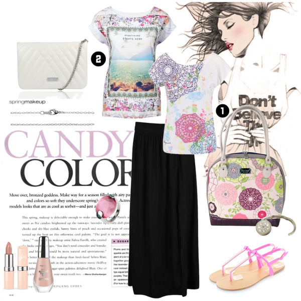 sladká růžová s Dara Bags