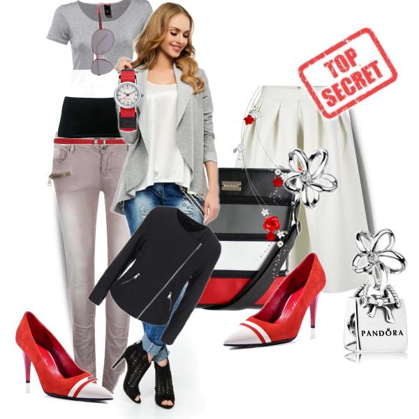 Outfit s kabelou ;)