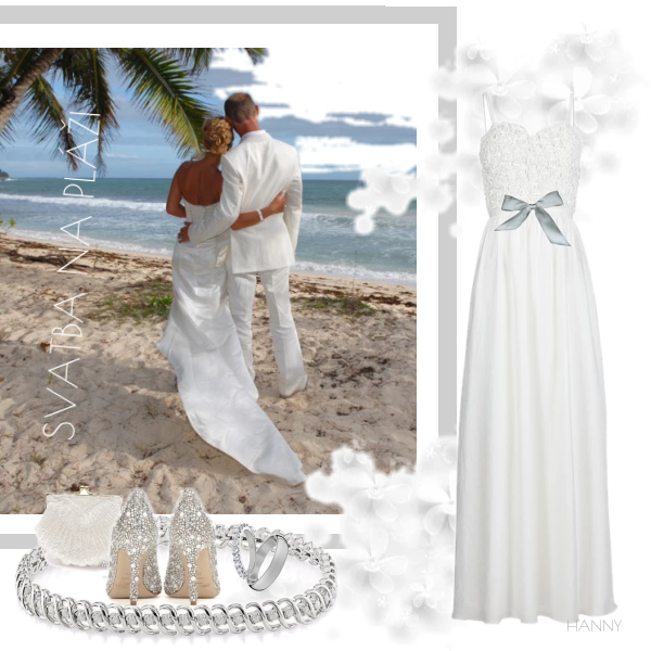 Svatba na pláži.....