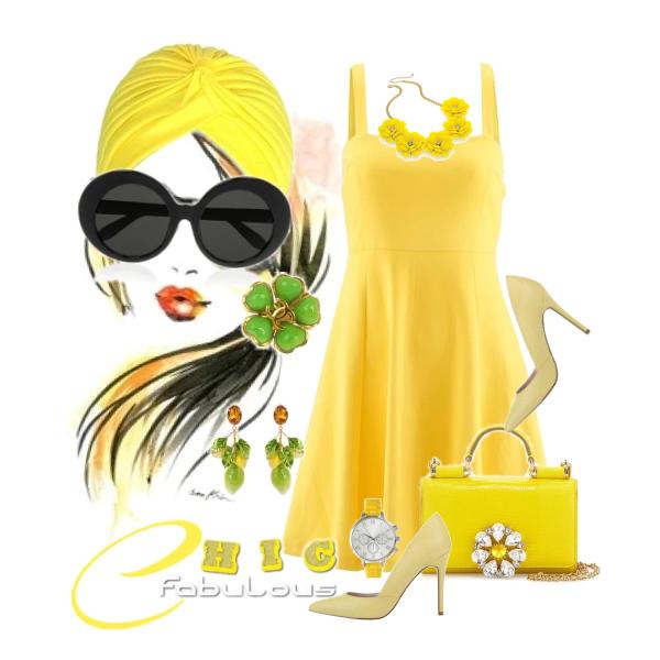 Máte rádi žlutou ?