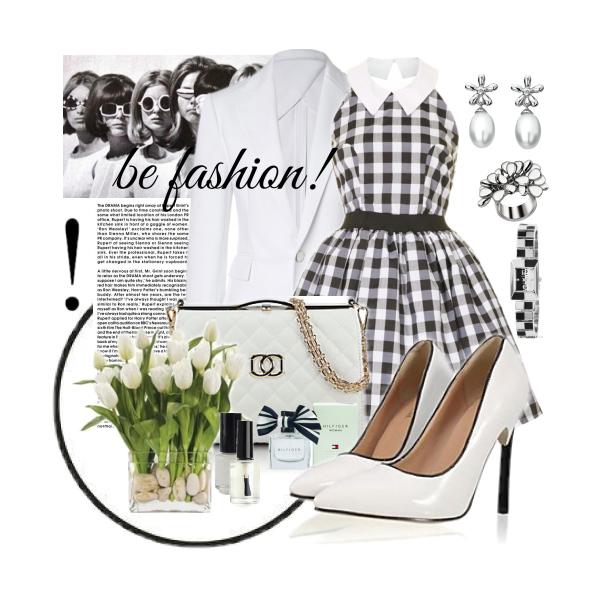 be fashion!